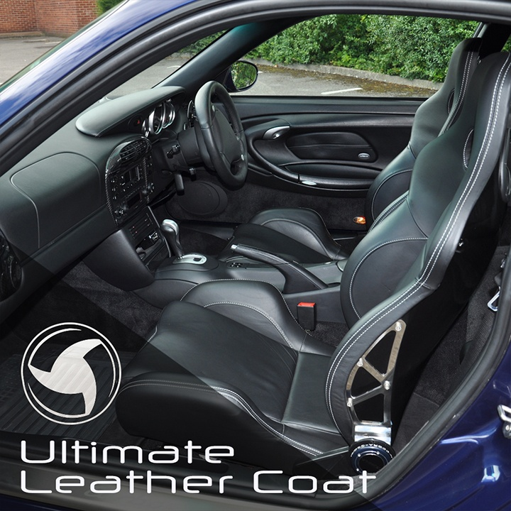 Ultimate Leather Coating - Shiny Finish
